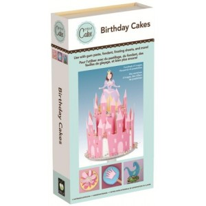 Cricut Cake Cartridge Birthday Cake Item 2000224